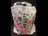 Arts and Crafts with Michelle Secret Visitor Tote Bag Spring 2020