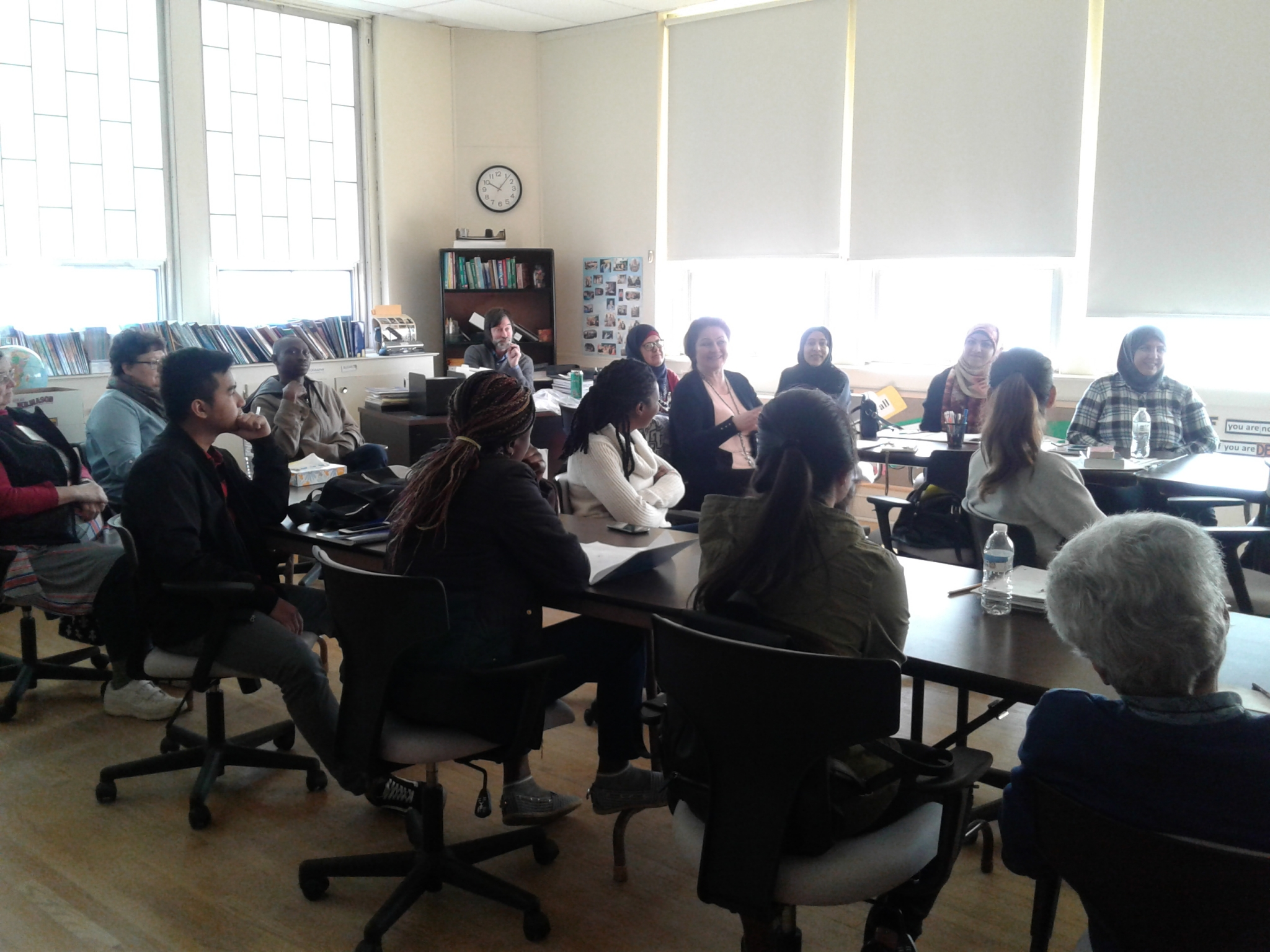 English Learners of Other Languages (ELL) Levels 1-6 - Spring 2019