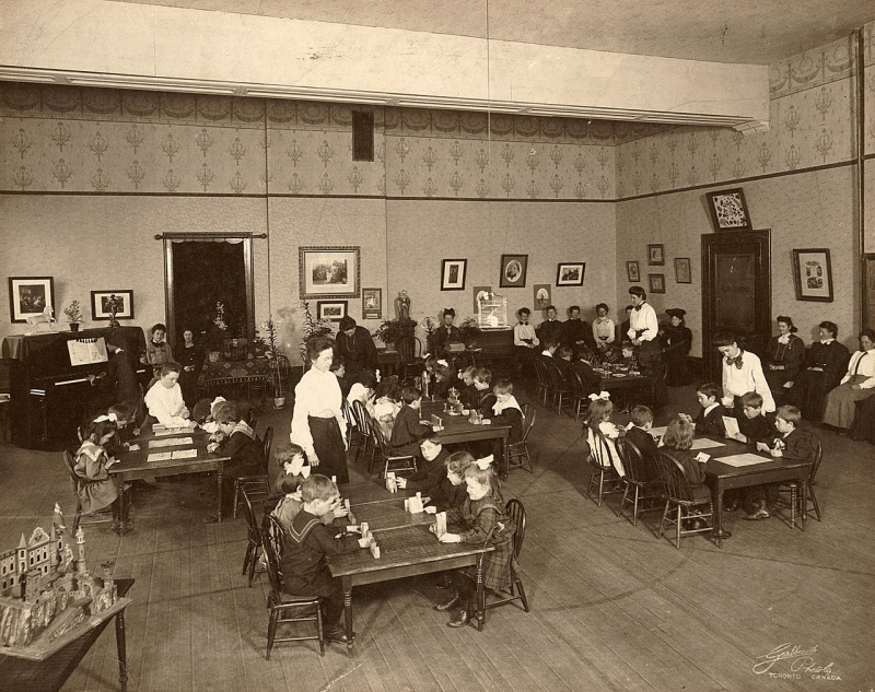 Original source: https://upload.wikimedia.org/wikipedia/commons/thumb/f/fb/Student_teachers_Kindergarten_1898.jpg/1280px-Student_teachers_Kindergarten_1898.jpg