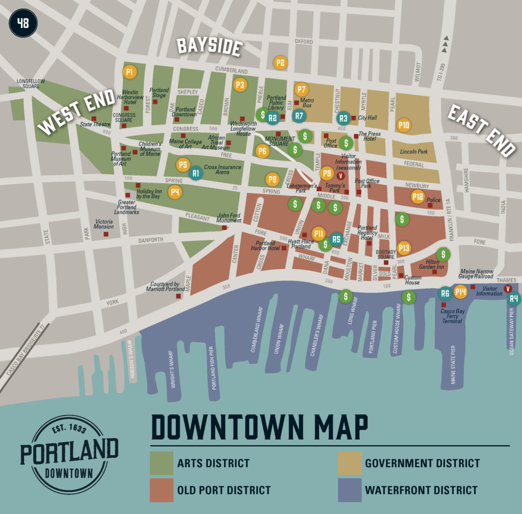 Portland For A Day Bus Trip