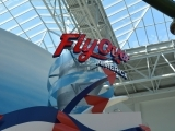 Out & About with Lunch:  FlyOver America (No Ride Needed)