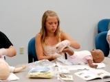 American Red Cross Babysitter's Training w/Child & Infant CPR and First Aid