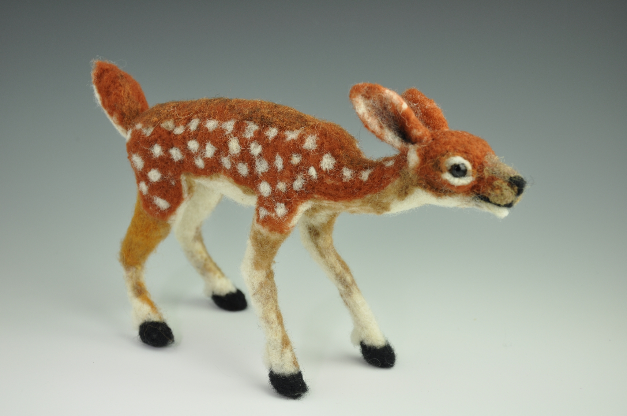 Felted Woodland Creatures
