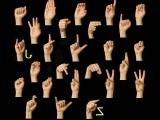 American Sign Language Level I, Practice Session