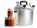 PRESSURE CANNING MADE EASY