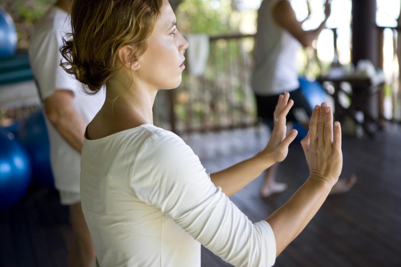 Tai Chi for Life - Session 1