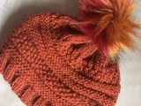 6 Stitch Sampler Hat