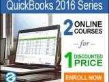 QuickBooks 2016 Series