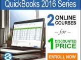 QuickBooks 2016 Series