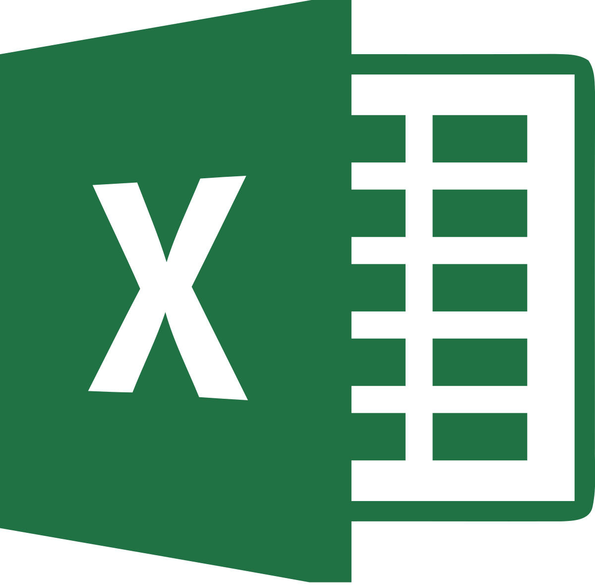 Mastering Excel Certificate 6/3