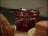 Making Jam from Frozen Maine Fruit