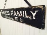 Chalk Paint a Home Decor Sign W18