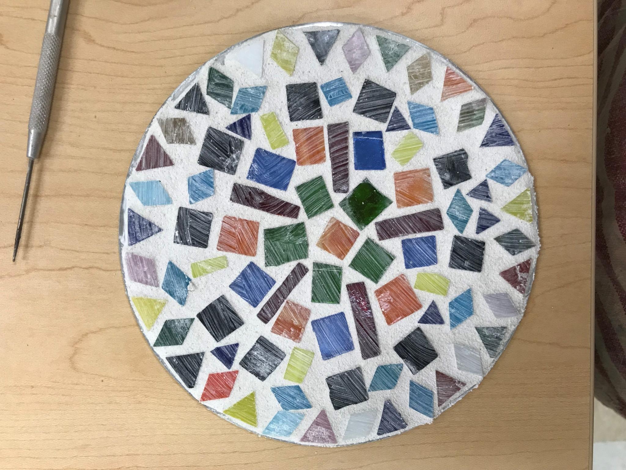 Mosaic Mandalas 5/1