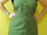 Dress Shirt Apron