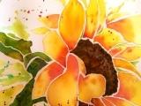 304S18 Beginning Watercolor: Sunflower