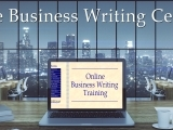 Effective Business Writing (Fall 2018)