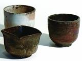 Raku Pottery Fall 2017