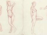 Dynamic Figure Drawing (ONLINE) DR 605EM_ON