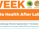 Leap Into Health After Labor Day Challenge