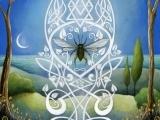 Original source: http://3.bp.blogspot.com/-To7i-cNuLJQ/Tai-_V3s6UI/AAAAAAAAASU/7DVtQ-aiDVM/s1600/sacred+bee.jpg