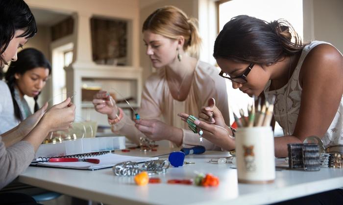 Girls Night Out: Jewelry Making 4/12
