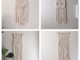 MACRAME A WALL HANGING