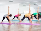Continuing/Intermediate Vinyasa Flow Yoga - Session II