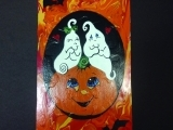 Arts and Crafts with Shirley Halloween Slate Painting (September) Fall 2019