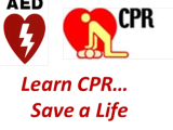 CPR/AED & First Aid for Adult & Pediatric (child and infant)