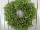 Balsam Fir Wreath Workshop