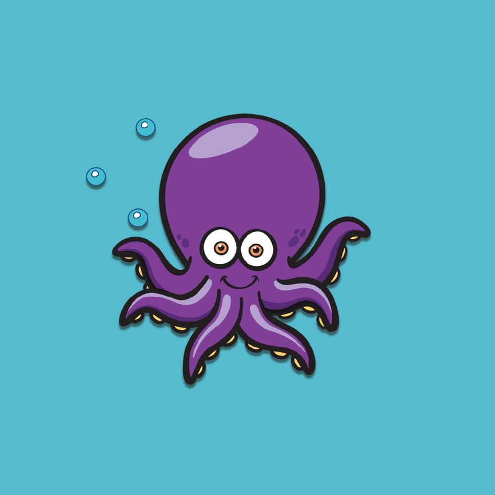 Station 3: Octopus