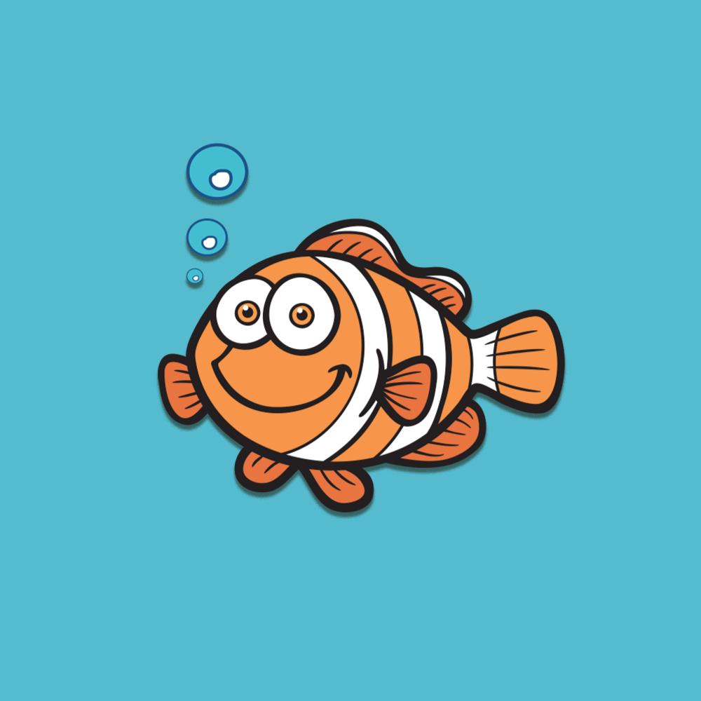 Station 4: Clownfish