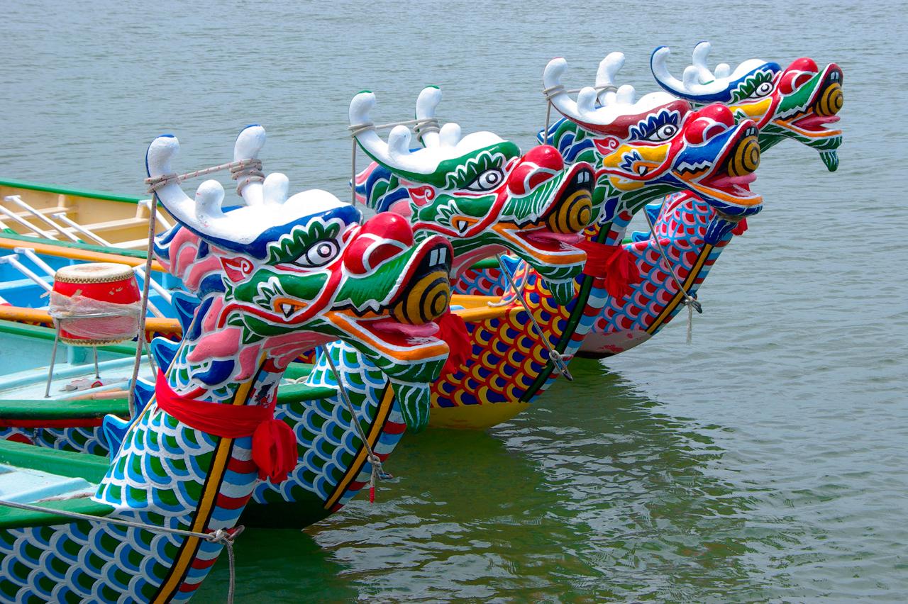 Chinatown & The Dragon Boat Festival