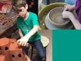 EC-10-19 to 11-09 Ceramic Youth (4 Weeks class) Oct.Nov