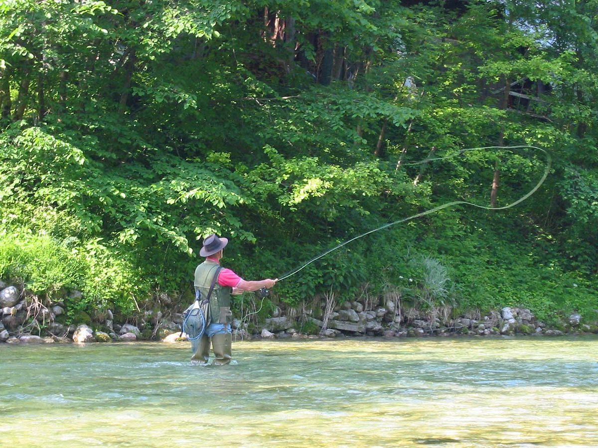 How to Cast a Fly Rod: the most important step to fly fishing