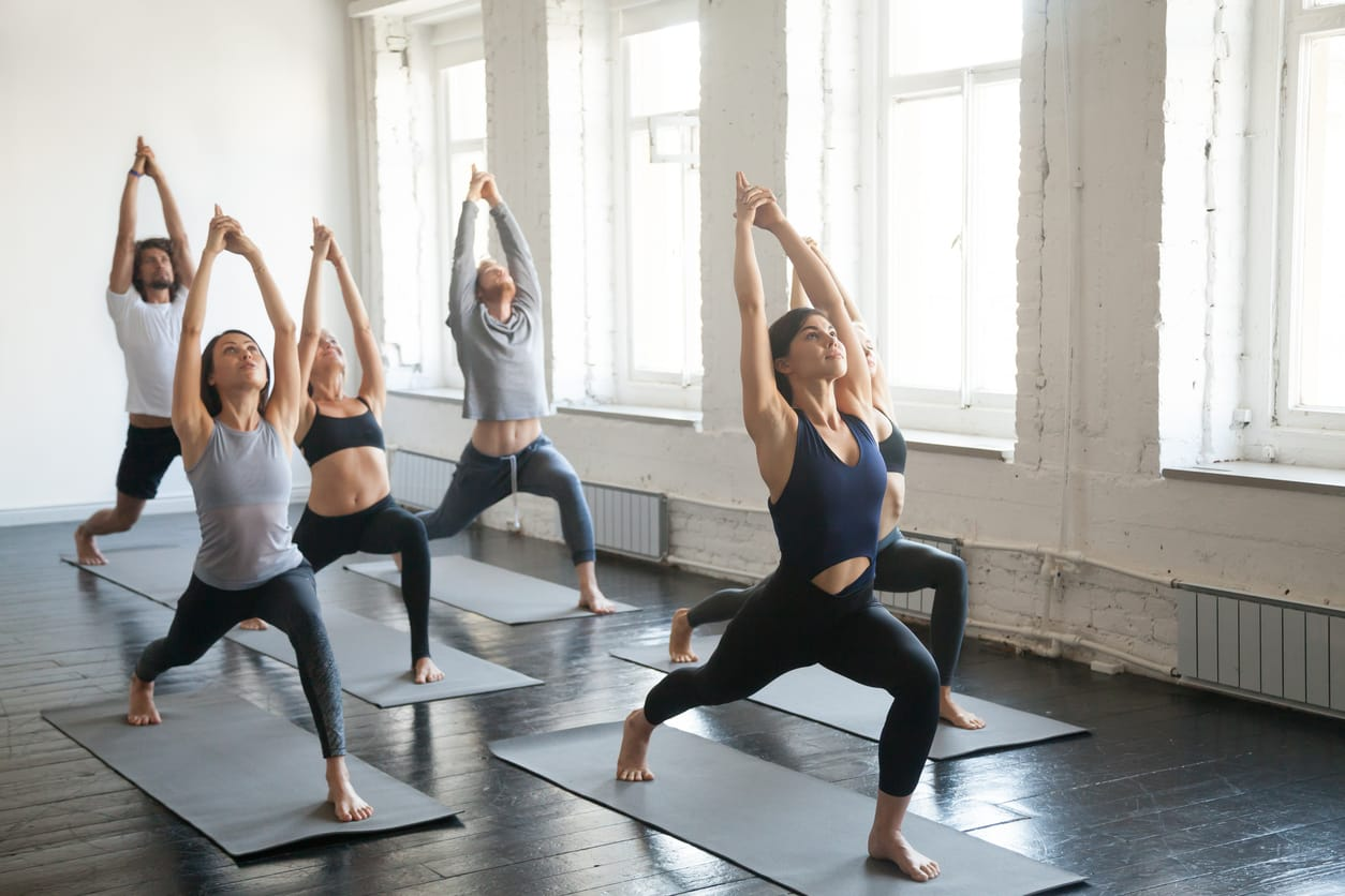 Yoga - Session 2