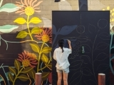 Mural Art Workshop - Saturdays