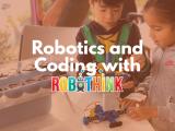 12:45PM | Robotics & Coding with RobotThink