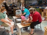 Advanced Wheel Pottery July 1-August 5