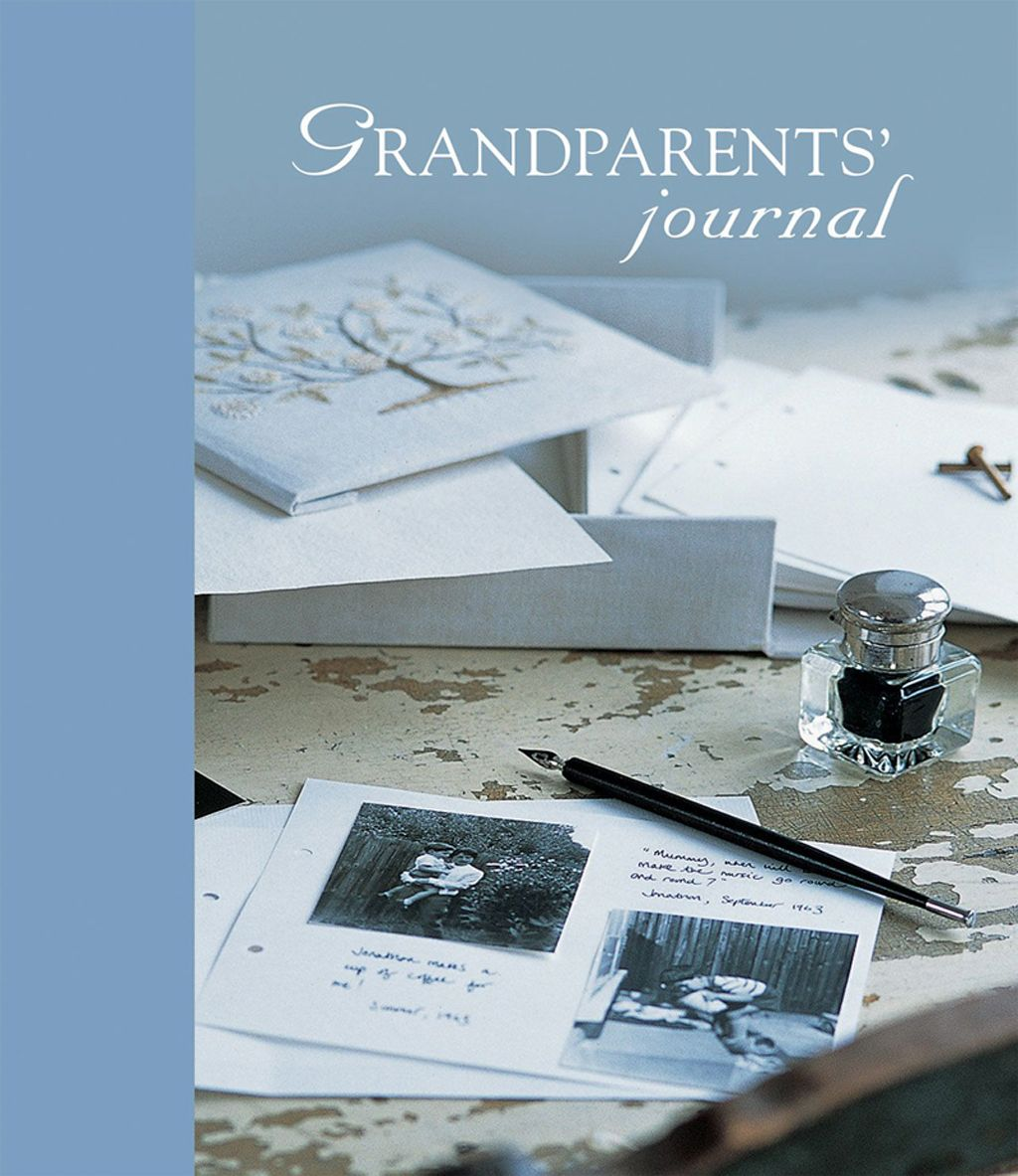 Leave a Legacy: A Grandparent's Journal