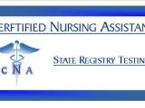 CNA State Registry Test
