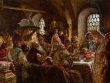 Fit for a King: Food, Feasting, and Festivals in Medieval England