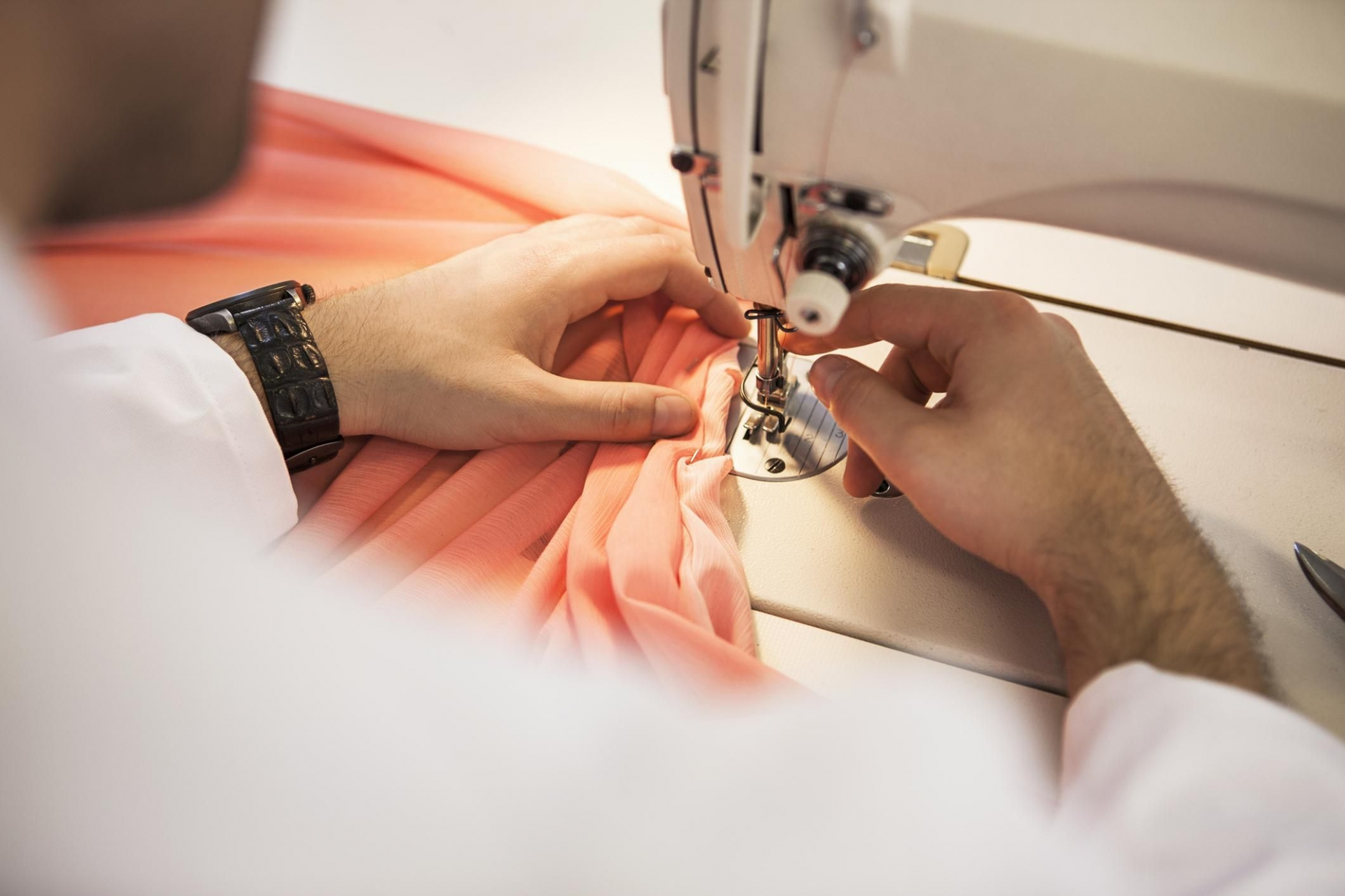 Learning to Sew Stitch by Stitch Series IV - Spring 2019