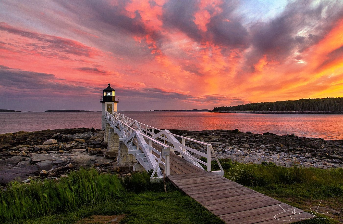Sea to Summit: Maine Lighthouses & More!