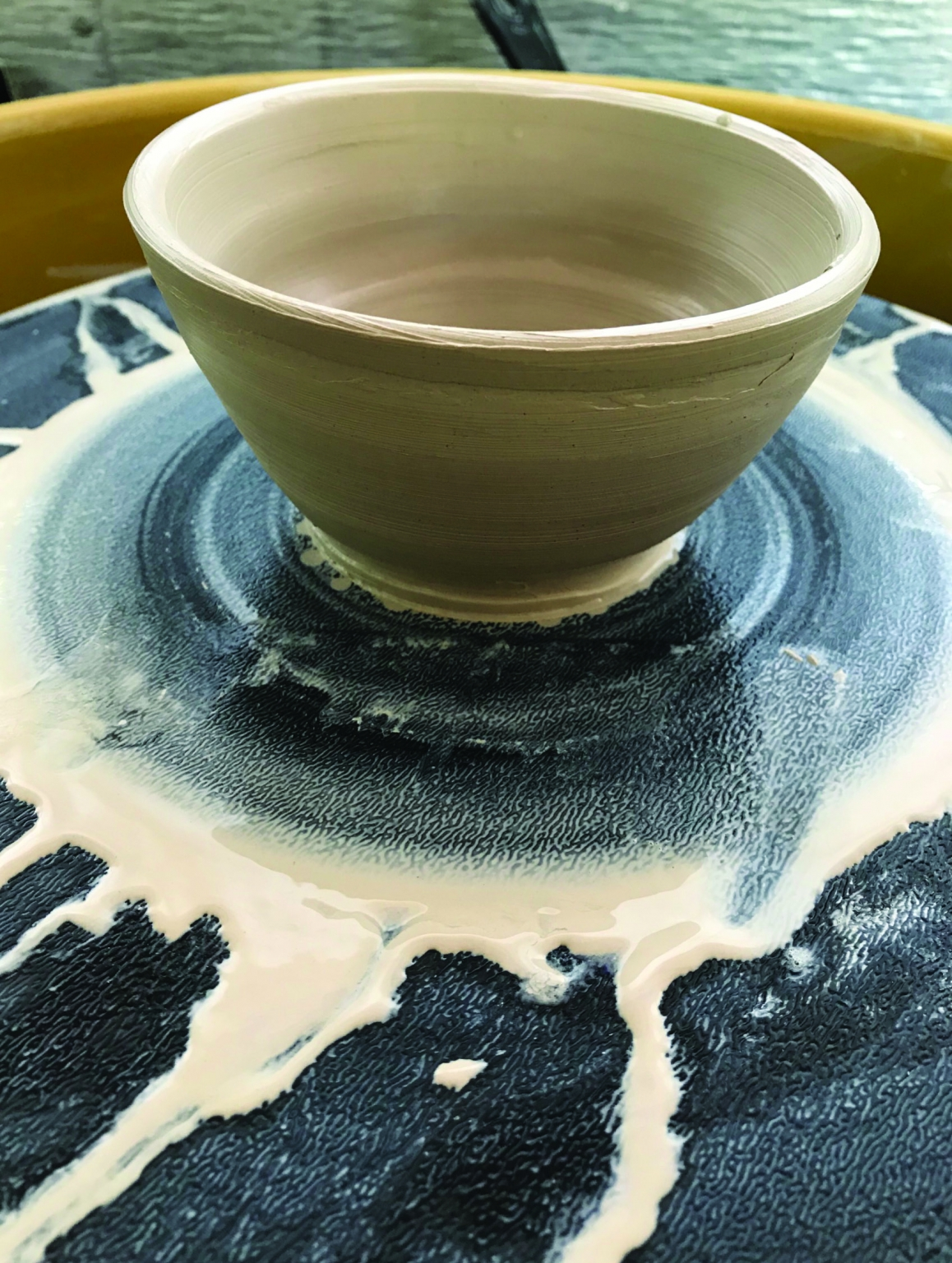 Throwing Pottery 2/26