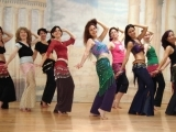 Middle Eastern Dance (Belly dancing)
