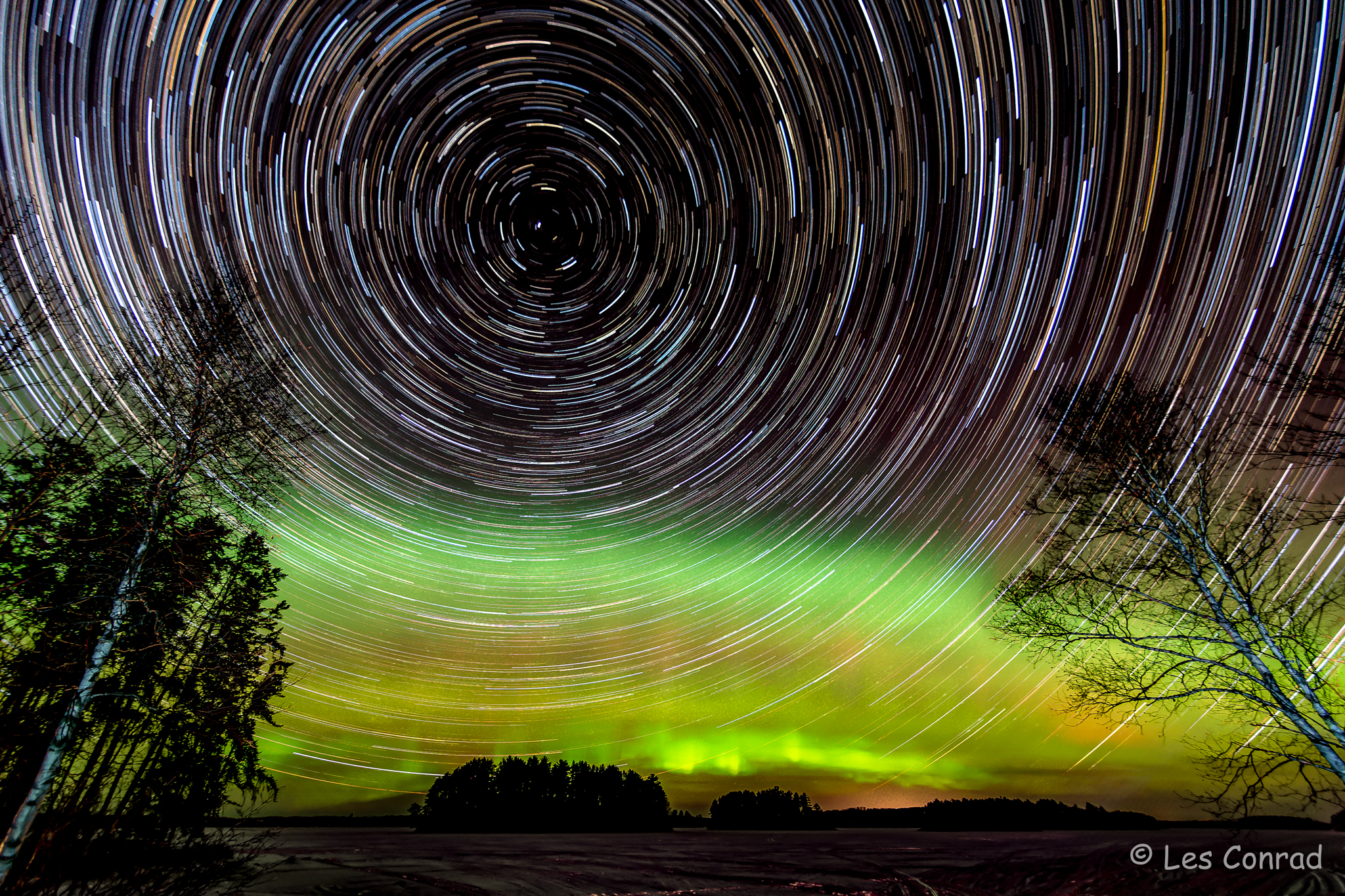Star Trails and Night Sky Photography