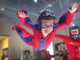 Indoor Skydiving at Skyventure
