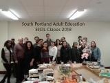 English Language Learner - Advanced ELL Evening (Levels 4, 5 & 6)
