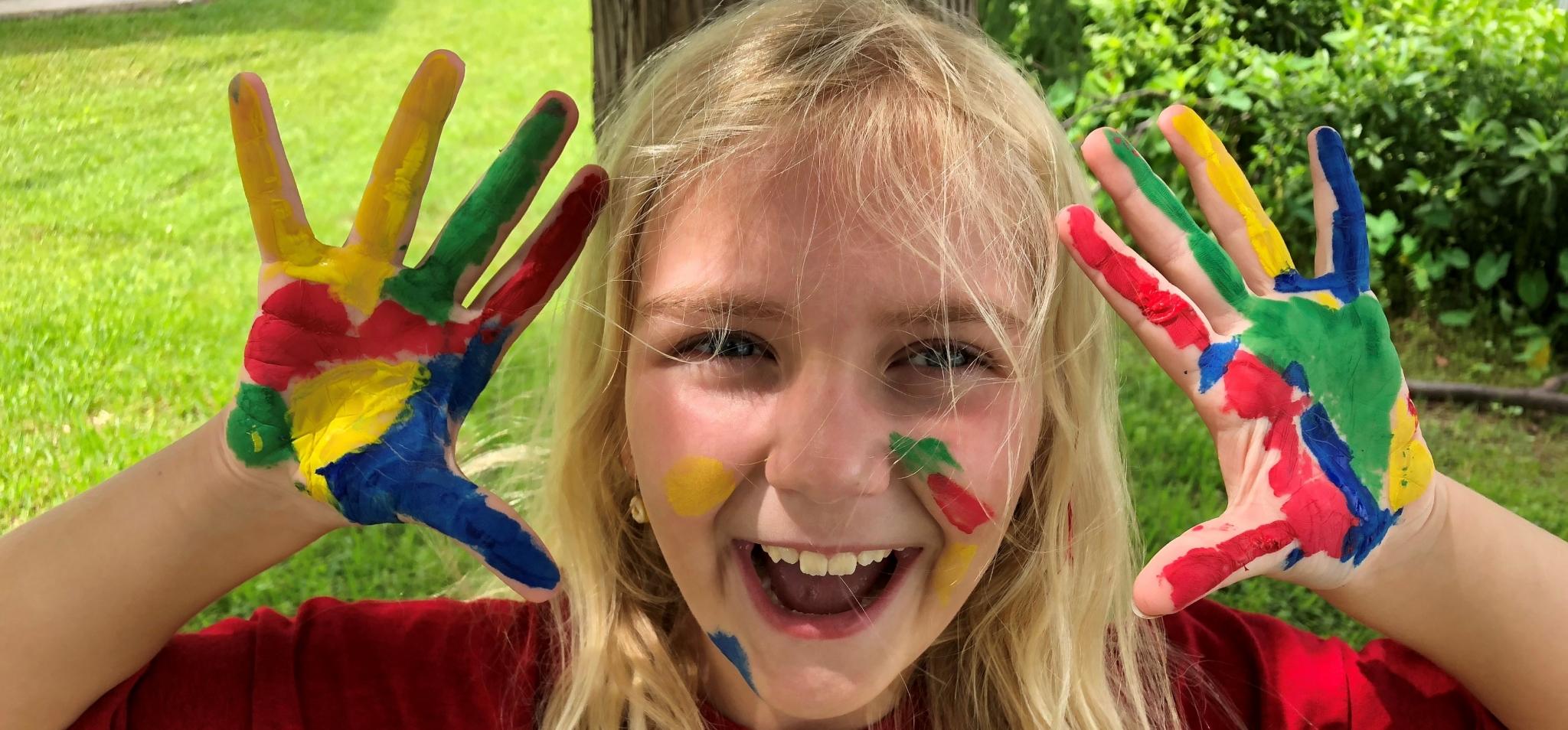 KidzArt: WEEK 1 Art in the Afternoon Summer Camp